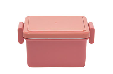 GEL-COOL Square Macaron Pink S