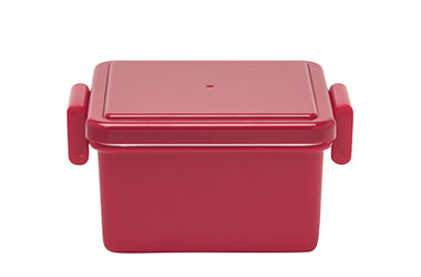 GEL-COOL Square Tomato Red S