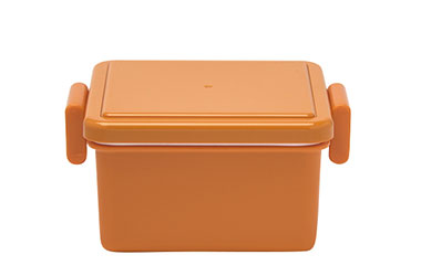 GEL-COOL Square Pumpkin Orange S