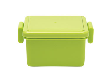GEL-COOL Square Asparagus Green S