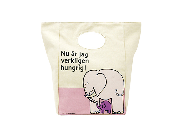 Lunch bag elephant