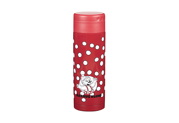 Stainless steel tumbler red