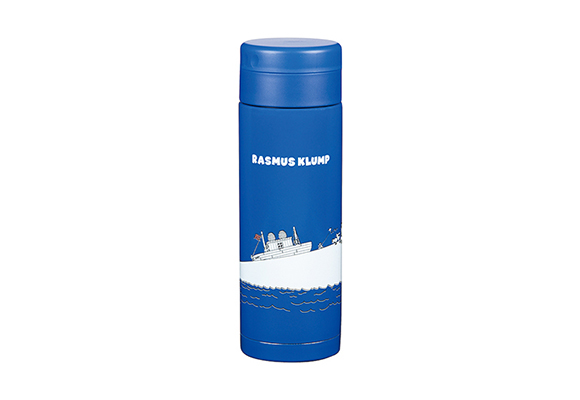 Stainless steel tumbler blue